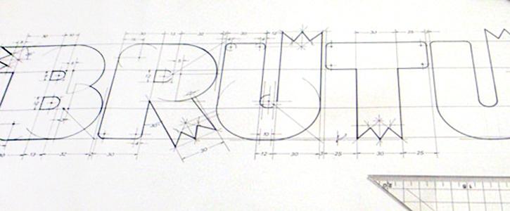 ロゴ等のCI計画/制作イメージ