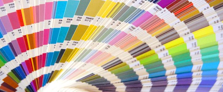 広告、各種印刷物の制作イメージ